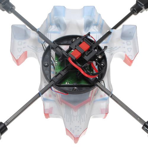 Квадрокоптер Syma X1 SpaceCraft (26 см, 2.4Ghz)