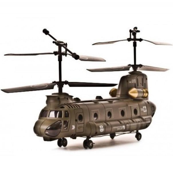 Радиоуправляемый Вертолет Боинг CH-47 Чинук Syma S022 (1:32, 46 см)