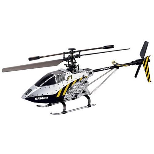 Серый Одновинтовой Радиоуправляемый Вертолет Syma F1 Fiery Dragon (2.4Ghz, 53 см)