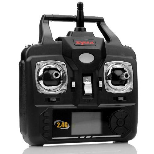 Одновинтовой Радиоуправляемый вертолет Syma F3 (24 см, 2.4Ghz)