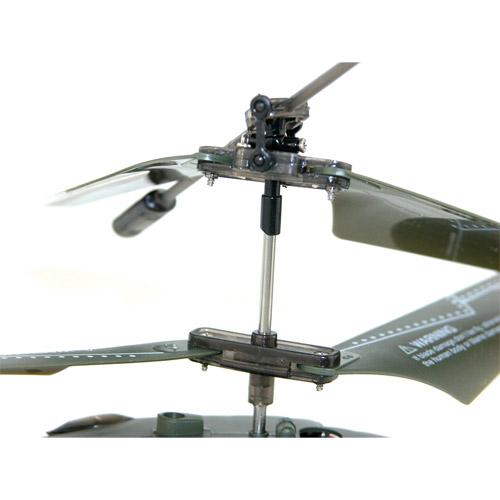 Военный радиоуправляемый Вертолет Syma S102 UH-60 Black Hawk (15 см) - В интернет-магазине