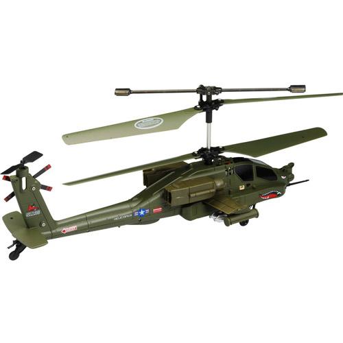 Радиоуправляемый вертолет Syma S113 Apache (30 см) - В интернет-магазине