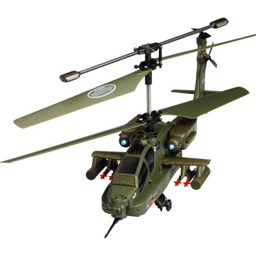 Радиоуправляемый вертолет Syma S113 Apache (30 см) - Фотография