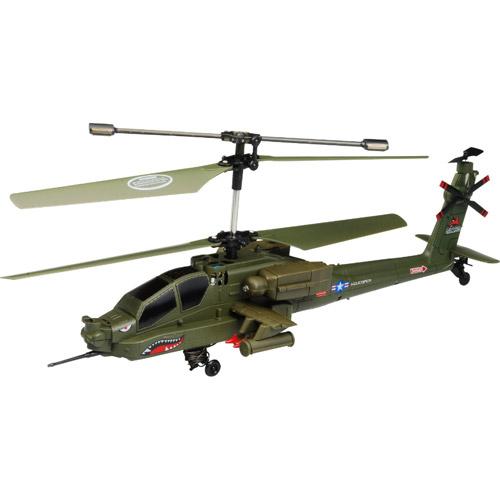 Радиоуправляемый вертолет Syma S113 Apache (30 см)