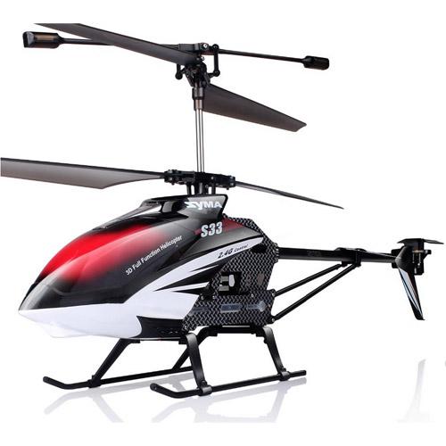 Радиоуправляемый Вертолет Syma S33 (77 см, 2.4Ghz) - Фото