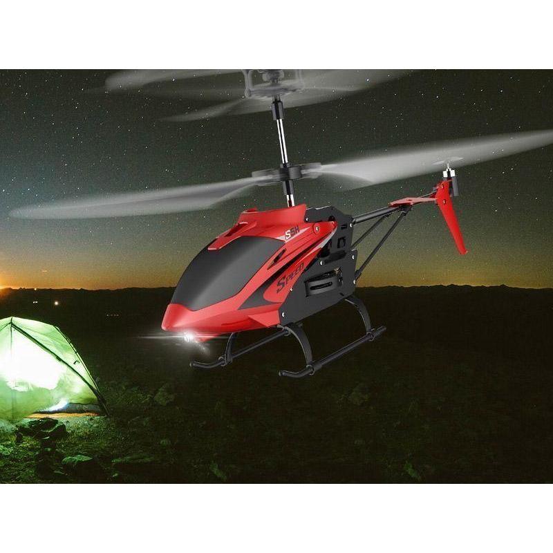 Радиоуправляемый Вертолет Syma S5H (20 см) - Фотография