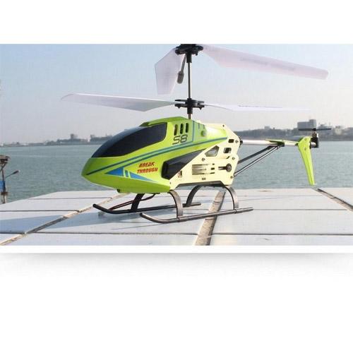 Радиоуправляемый вертолет Syma S8 (27 см) - Фото