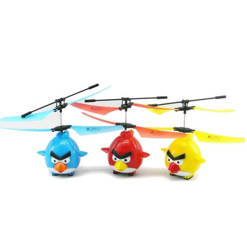 Радиоуправляемые Angry Birds (6 см.)
