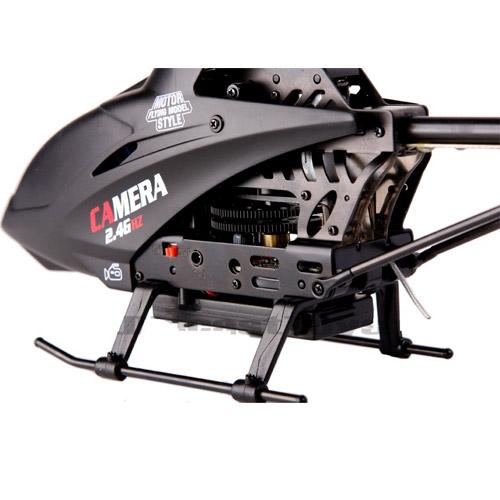 Средний вертолет с видеокамерой U13A на радиоуправление (32 см, 2,4 ГГц) - В интернет-магазине