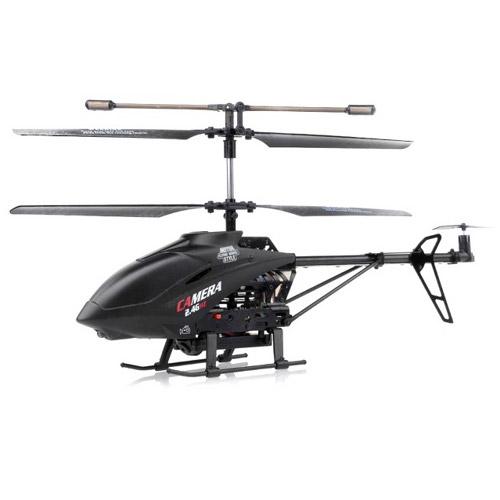 Средний вертолет с видеокамерой U13A на радиоуправлении (32 см, 2,4 ГГц)