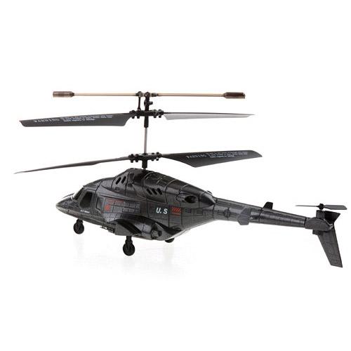 Вертолет стреляет ракетами u810a (23 см; iPhone и Android) - Фото