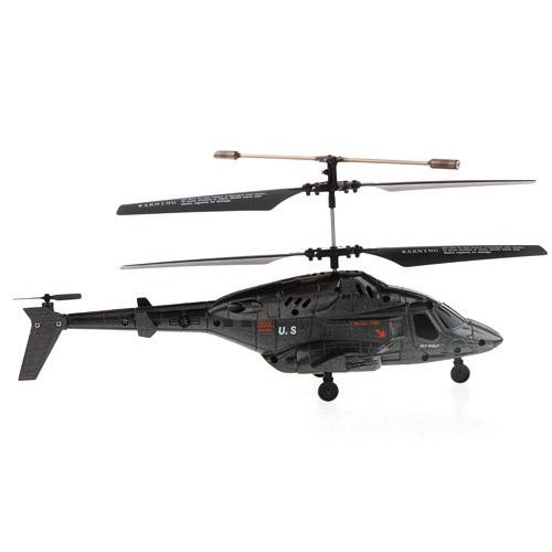 Вертолет стреляет ракетами u810a (23 см; iPhone и Android) - Фотография