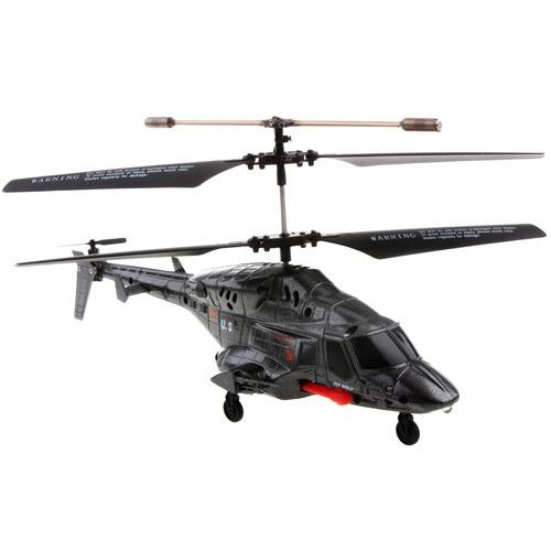 Вертолет стреляет ракетами u810a (23 см; iPhone и Android)