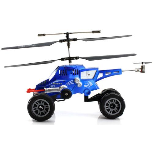 Радиоуправляемая Машина-вертолет стреляет ракетами (26 см)