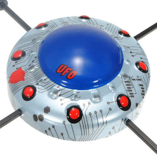 Квадрокоптер Syma X1 UFO (НЛО) - Картинка