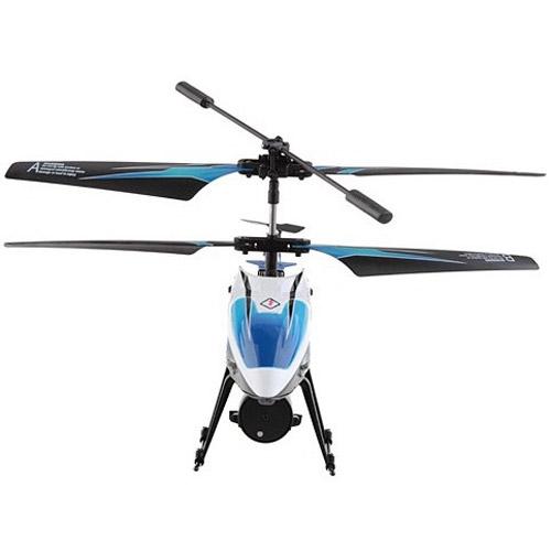 Радиоуправляемый Вертолет стреляющий водой (18.5 см) - Изображение