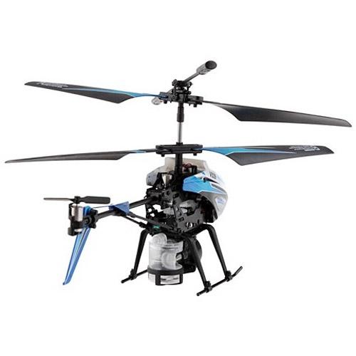 Радиоуправляемый Вертолет стреляющий водой (18.5 см) - В интернет-магазине