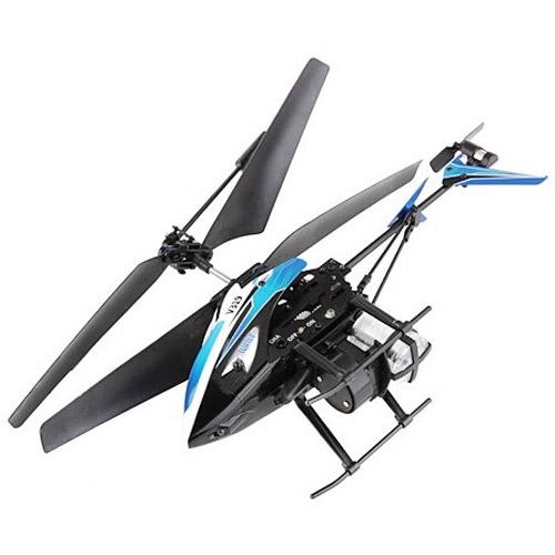Радиоуправляемый Вертолет стреляющий водой (18.5 см) - Картинка