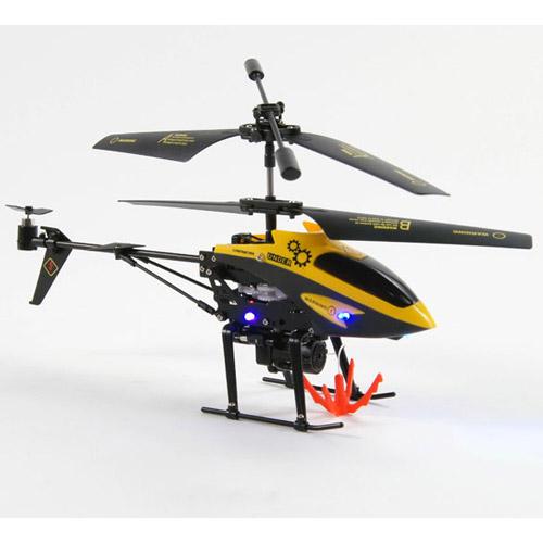 Вертолет с лебедкой на радиоуправление (20 см.) - Фотография