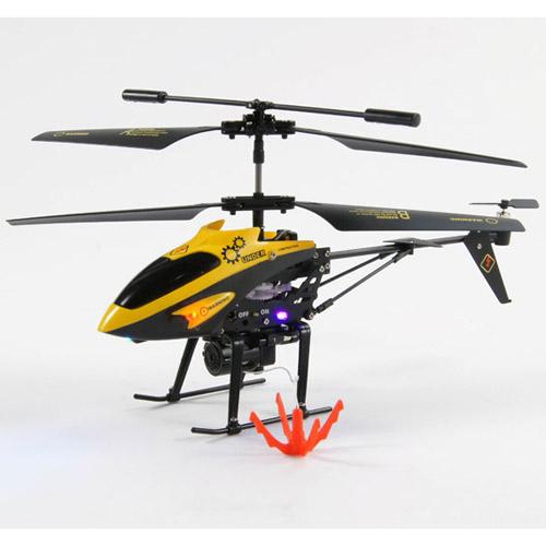 Вертолет с лебедкой на радиоуправление (20 см.)