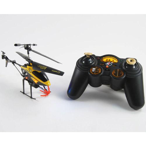Вертолет с лебедкой на радиоуправление (20 см.) - Фото