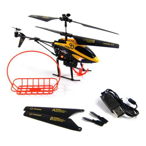 Вертолет с лебедкой на радиоуправление (20 см.) - В интернет-магазине