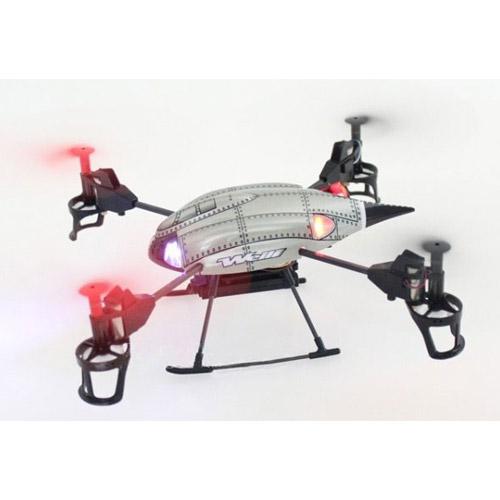 Радиоуправляемый Квадрокоптер с видеокамерой (19 см, 4-х канальный) - Картинка