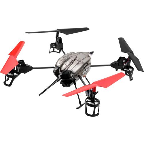 Радиоуправляемый Квадрокоптер с видеокамерой (19 см, 4-х канальный)