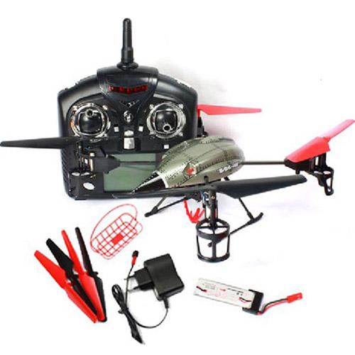 Радиоуправляемый Квадрокоптер с лебедкой (19 см, 4-х канальный)