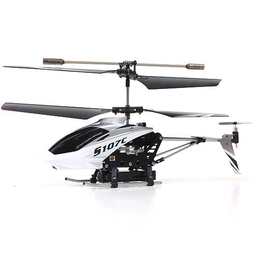 Радиоуправляемый Вертолет Syma S107 с видеокамерой (19 см)