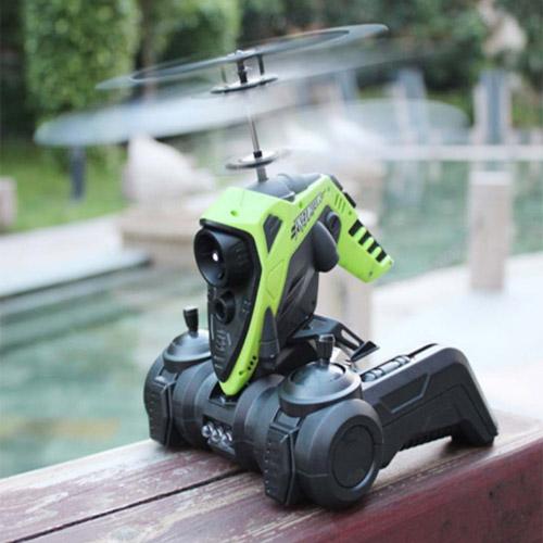 Вертолет Predator (18 см, 2-х канальный) - Фото