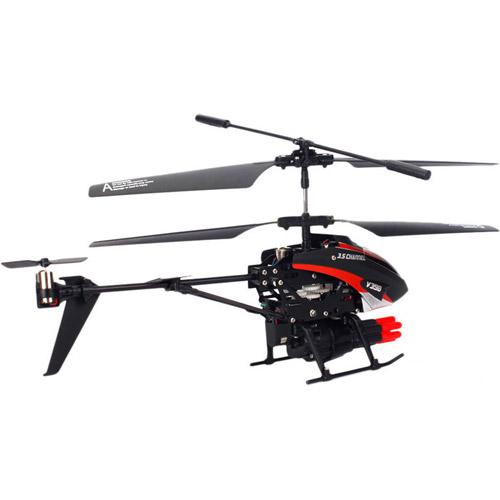 Радиоуправляемый вертолет стреляющий ракетами (21 см) - В интернет-магазине