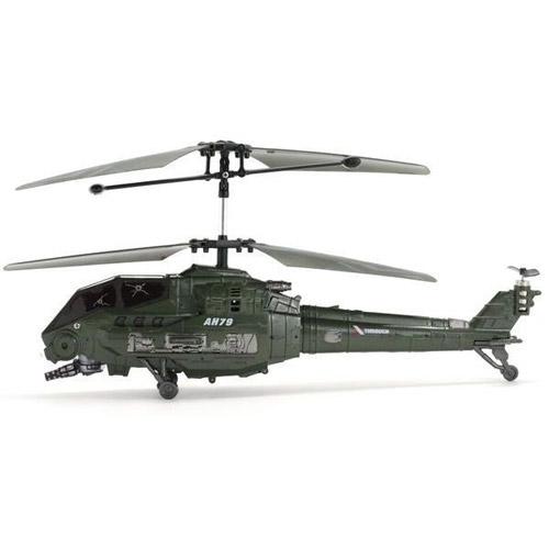 Радиоуправляемый Вертолет для боя W66153 (ик-пушка)