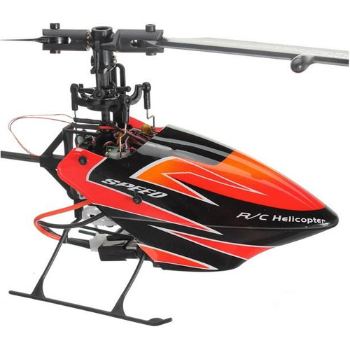 Радиоуправляемый Вертолет для 3D пилотажа WLToys V922 (24 см) - Фото