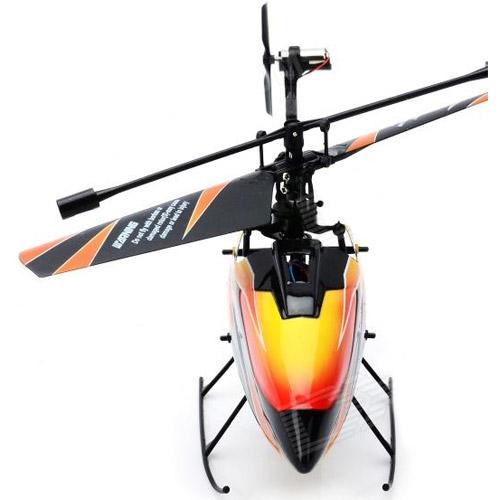 Радиоуправляемый Вертолет WLToys V911 (22 см, 4-х канальный)