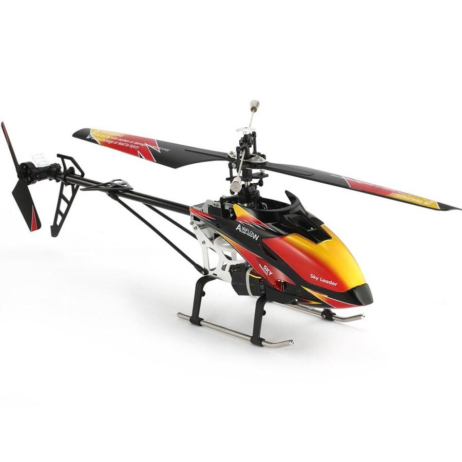 Большой Радиоуправляемый Вертолет Sky Leader (62 см, 2.4Ghz) - Фотография