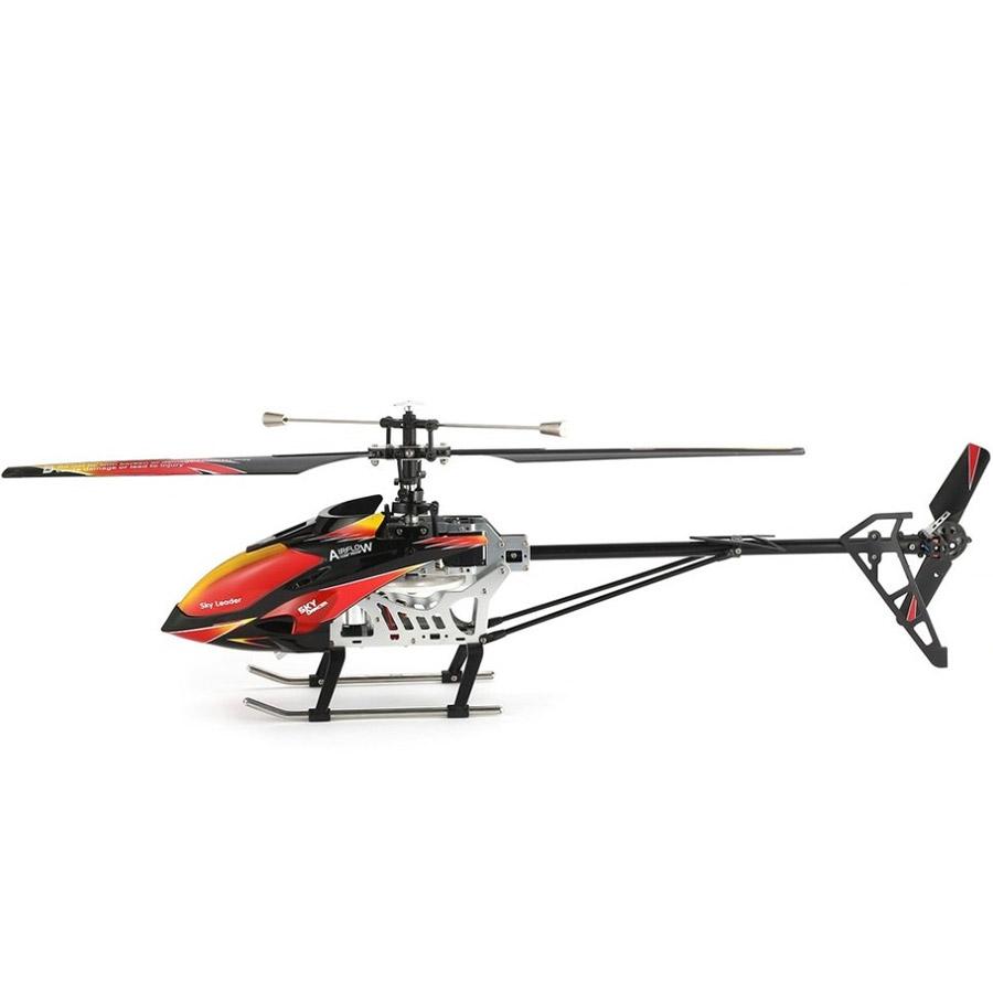 Большой Радиоуправляемый Вертолет Sky Leader (62 см, 2.4Ghz) - Картинка