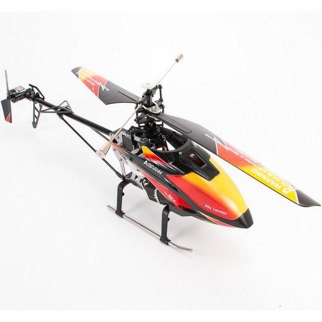 Большой Радиоуправляемый Вертолет Sky Leader (62 см, 2.4Ghz) - Изображение