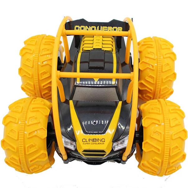 Радиоуправляемый Джип-амфибия с надувными колесами (22 см.) - В интернет-магазине
