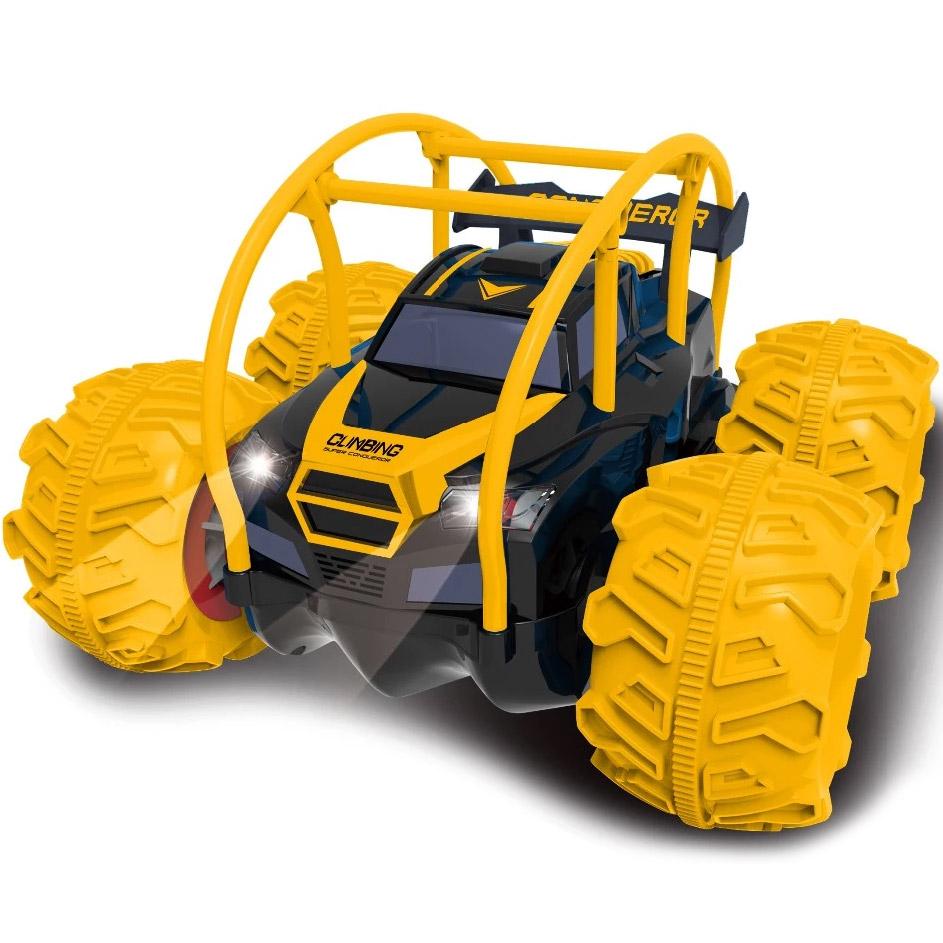 Радиоуправляемый Джип-амфибия с надувными колесами (22 см.)