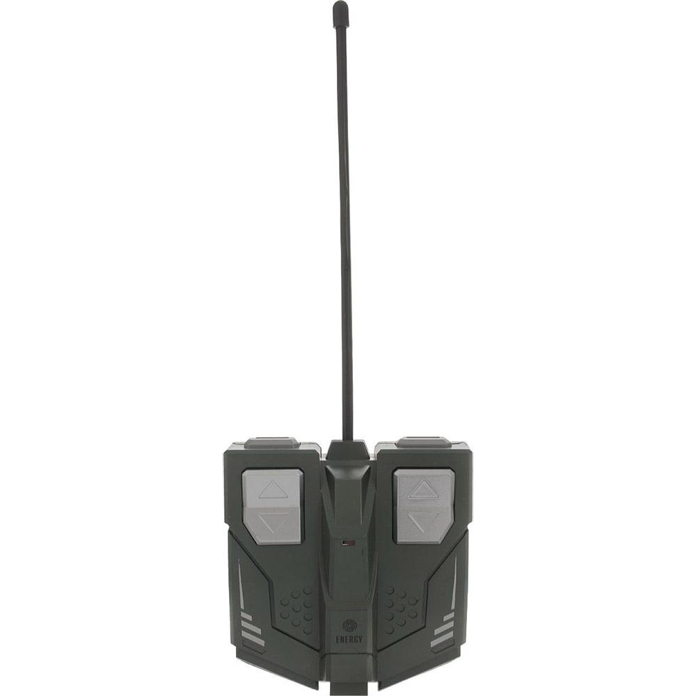 Радиоуправляемый Внедорожник-Танк с пневмопушкой (24-35 см) - Картинка