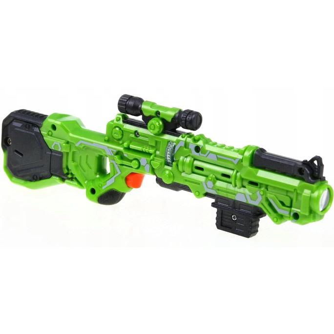 Тир Охота на жука с лазерным ружьём - Фотография