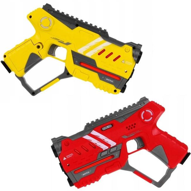 Набор Пистолетов для лазертага Star-Team (2 шт.)