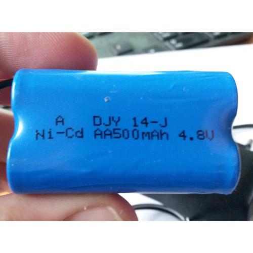 Аккумулятор и зарядка для YE8881 - Фотография