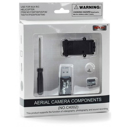 Видеокамера для вертолетов MJX
