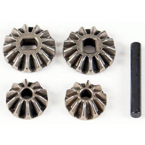 02066 Шестерни дифференциала (4 шт)  для моделей 1:10 HSP