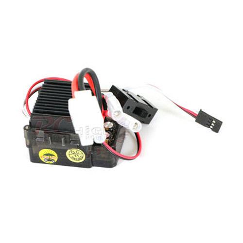 03018 Регулятор скорости коллекторный 300А для моделей 1:10 HSP