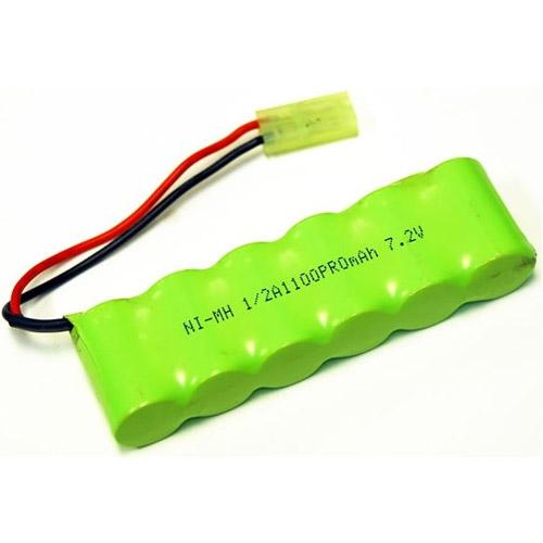 28003 Аккумулятор Ni-Mh 7.2V 1100mAh для моделей 1:16 HSP